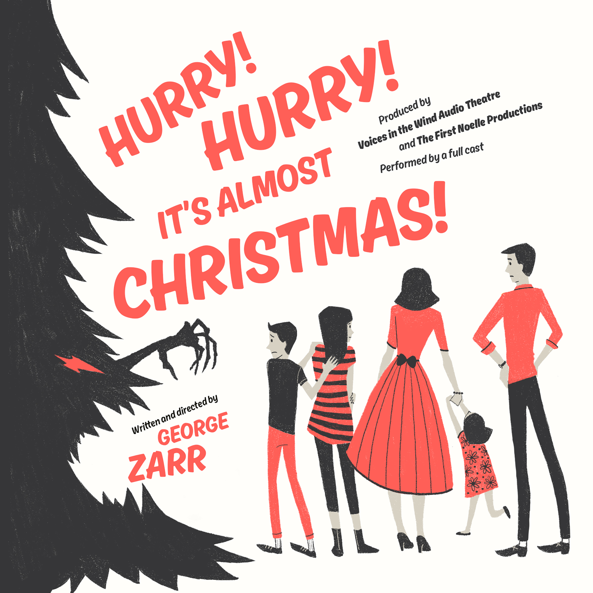 HURRY! HURRY! IT\'S ALMOST CHRISTMAS! – Christmas / Full Cast
