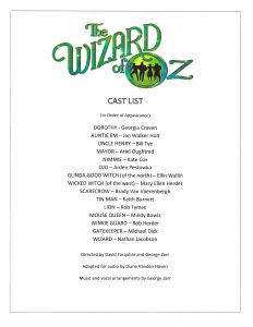 Cast List_The Wizard of Oz_3